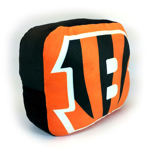 Cincinnati Bengals Nfl 15in Cloud Travel Pillow