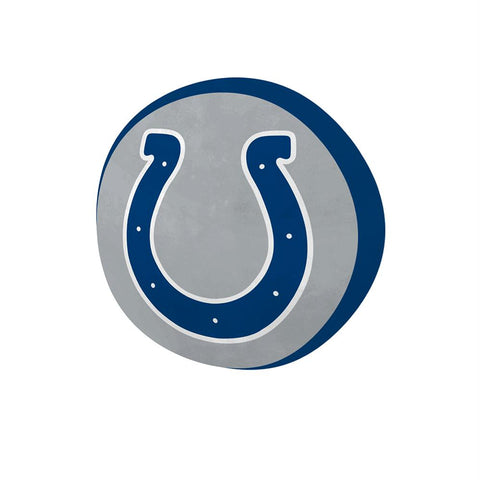 Indianapolis Colts Nfl 15in Cloud Travel Pillow