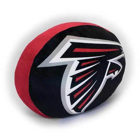 Atlanta Falcons Nfl 15in Cloud Travel Pillow