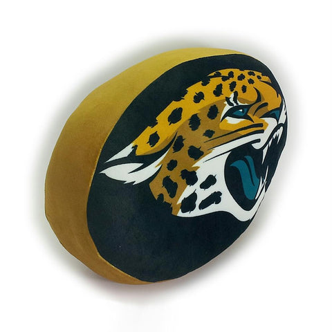 Jacksonville Jaguars Nfl 15in Cloud Travel Pillow