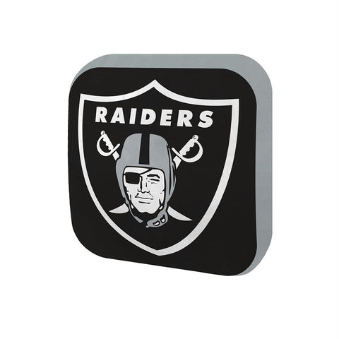Oakland Raiders Nfl 15in Cloud Travel Pillow