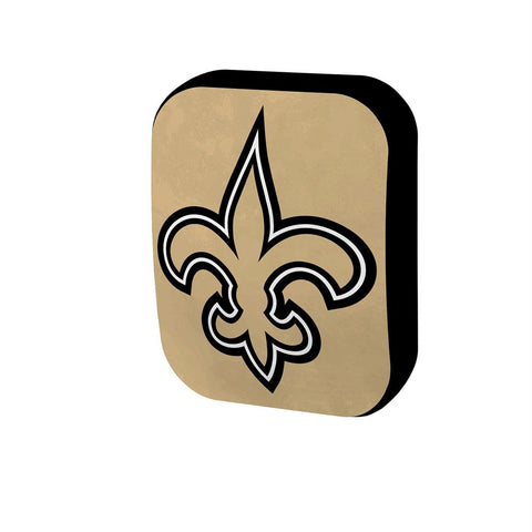 New Orleans Saints Nfl 15in Cloud Travel Pillow