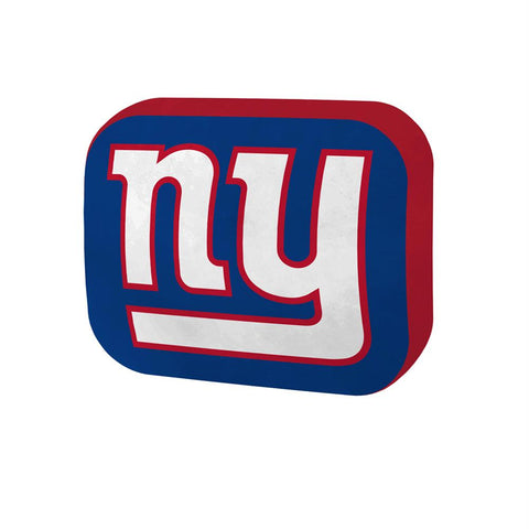 New York Giants Nfl 15in Cloud Travel Pillow