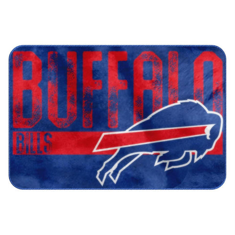 Buffalo Bills Nfl Bathroom Decorative Foam Rug