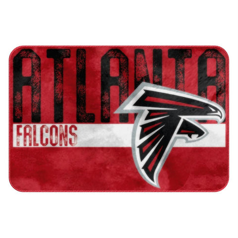 Atlanta Falcons Nfl Bathroom Decorative Foam Rug