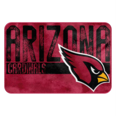 Arizona Cardinals Nfl Bathroom Decorative Foam Rug