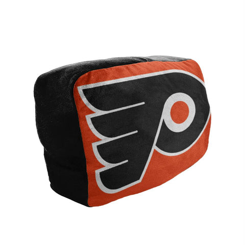 Philadelphia Flyers Nhl 15in Cloud Travel Pillow