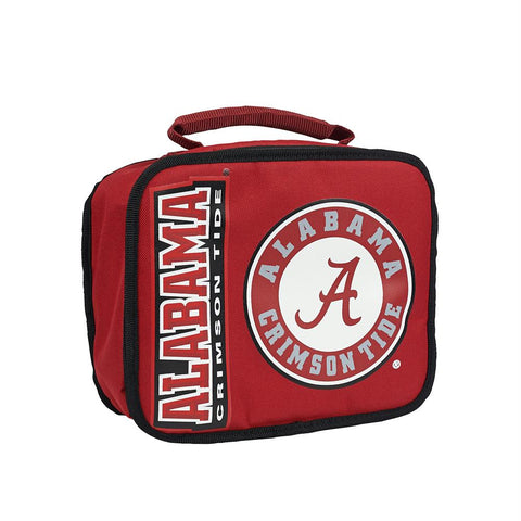 Alabama Crimson Tide Ncaa Sacked Lunch Cooler (red)