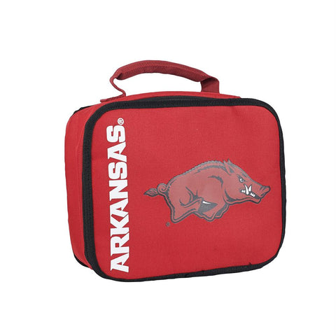 Arkansas Razorbacks Ncaa Sacked Lunch Cooler (cardinal)