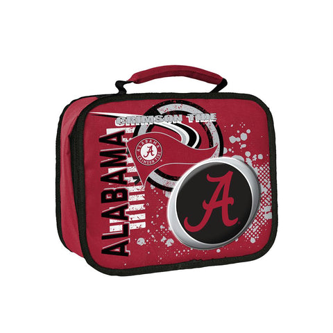 Alabama Crimson Tide Ncaa Accelerator Lunch Cooler (red)