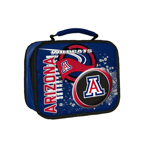Arizona Wildcats Ncaa Accelerator Lunch Cooler (navy)