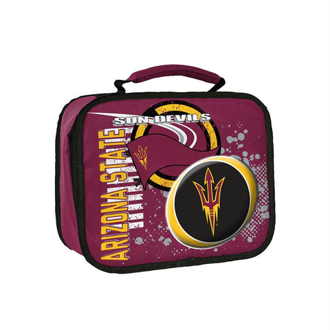 Arizona State Sun Devils Ncaa Accelerator Lunch Cooler (red)