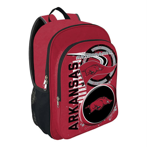 Arkansas Razorbacks Ncaa Accelerator Backpack (red)