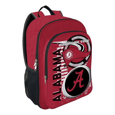 Alabama Crimson Tide Ncaa Accelerator Backpack (red)