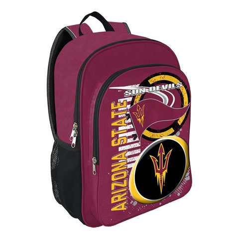 Arizona State Sun Devils Ncaa Accelerator Backpack (red)