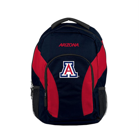 Arizona Wildcats Ncaa Draft Day Backpack (navy-red)