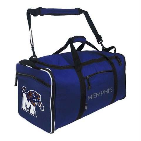Memphis Tigers Ncaa Steal Duffel (navy)