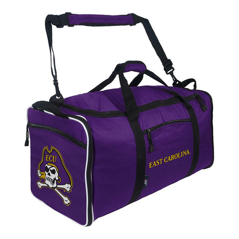 East Carolina Pirates Ncaa Steal Duffel (purple)