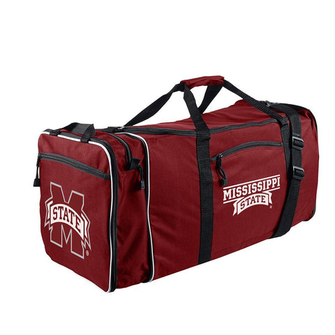 Mississippi State Bulldogs Ncaa Steal Duffel (red)