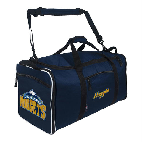 Denver Nuggets Nba Steal Duffel (navy)