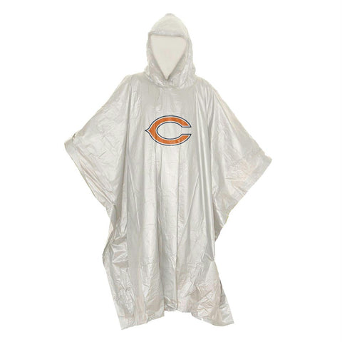 Atlanta Hawks Nba Clear Lightweight Poncho