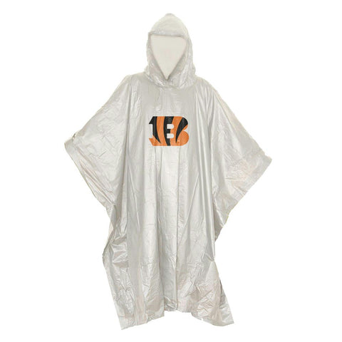 Boston Celtics Nba Clear Lightweight Poncho
