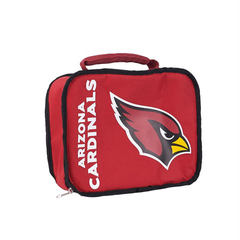 Arizona Cardinals Nfl Sacked Lunch Cooler (red)
