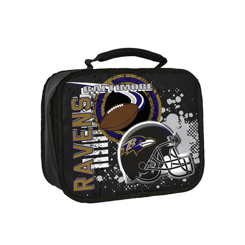 Baltimore Ravens Nfl Accelerator Lunch Cooler (purple)