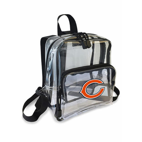 Atlanta Hawks Nba X-ray Stadium Friendly Clear Mini-backpack