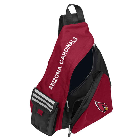Arizona Cardinals Nfl Leadoff Sling (red-black)