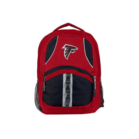 Atlanta Falcons Nfl Captain Backpack (red-black)
