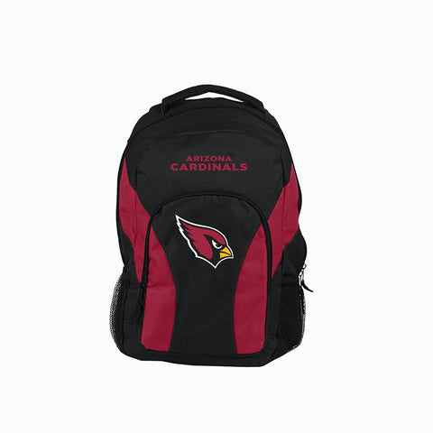 Arizona Cardinals Nfl Draft Day Backpack (black-red)
