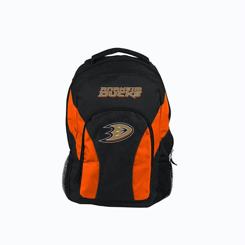 Anaheim Ducks Nhl Draft Day Backpack (black-orange)