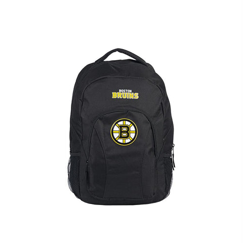 Boston Bruins Nhl Draft Day Backpack (black-gold)