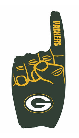 Green Bay Packers Nfl Inflatable #1 Finger