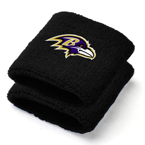 Baltimore Ravens Nfl Youth Wristbands