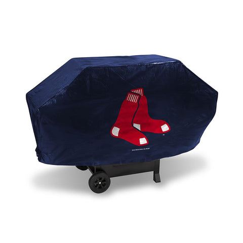 Boston Red Sox Mlb Deluxe Barbeque Grill Cover