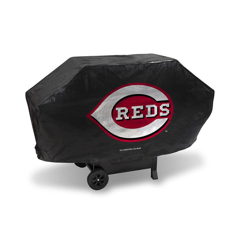 Cincinnati Reds Mlb Deluxe Barbeque Grill Cover