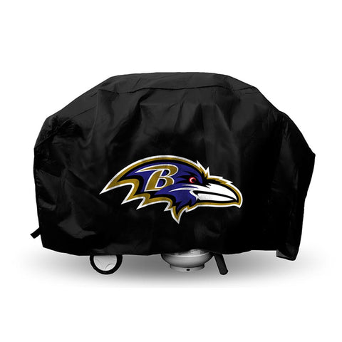 Baltimore Ravens Nfl Economy Barbeque Grill Cover