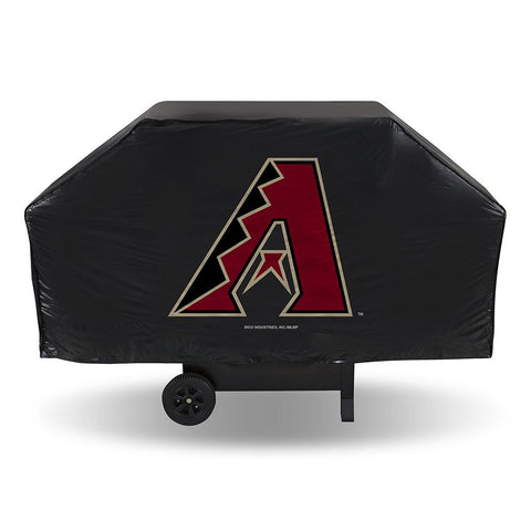 Arizona Diamondbacks Mlb Economy Barbeque Grill Cover