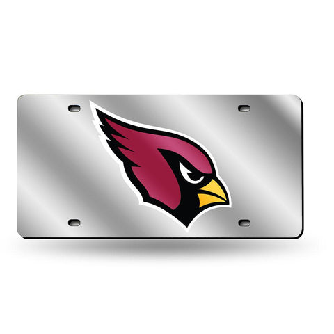 Arizona Cardinals Nfl Laser Cut License Plate Tag