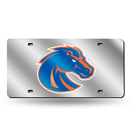 Boise State Broncos Ncaa Laser Cut License Plate Tag