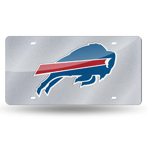 Buffalo Bills Nfl Bling Laser Cut Plate Cover