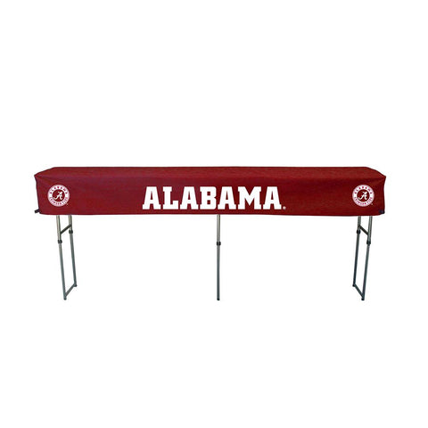 Alabama Crimson Tide Ncaa Ultimate Buffet-gathering Table Cover