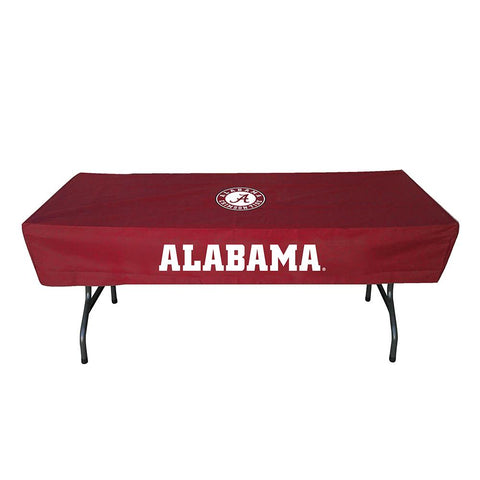 Alabama Crimson Tide Ncaa Ultimate 6 Foot Table Cover