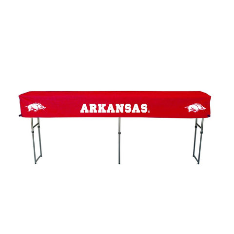 Arkansas Razorbacks Ncaa Ultimate Buffet-gathering Table Cover