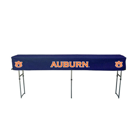 Auburn Tigers Ncaa Ultimate Buffet-gathering Table Cover