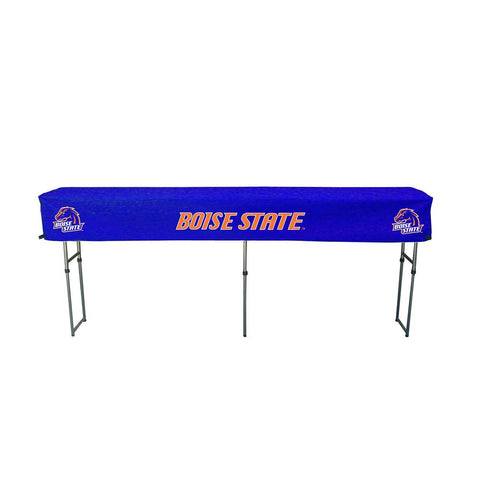 Boise State Broncos Ncaa Ultimate Buffet-gathering Table Cover