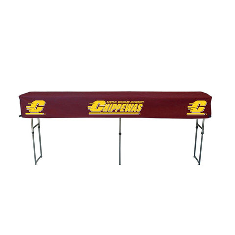 Central Michigan Chippewas Ncaa Ultimate Buffet-gathering Table Cover