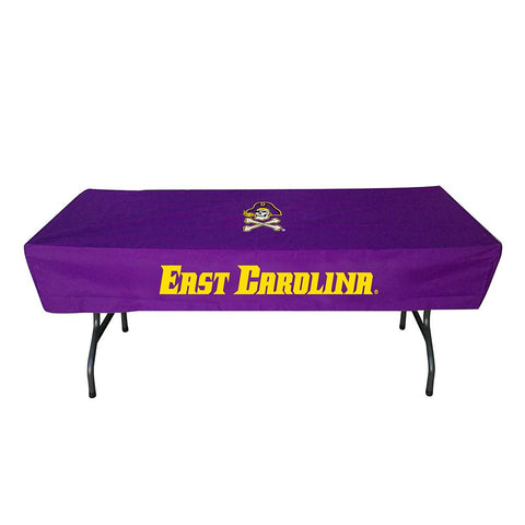 East Carolina Pirates Ncaa Ultimate 6 Foot Table Cover